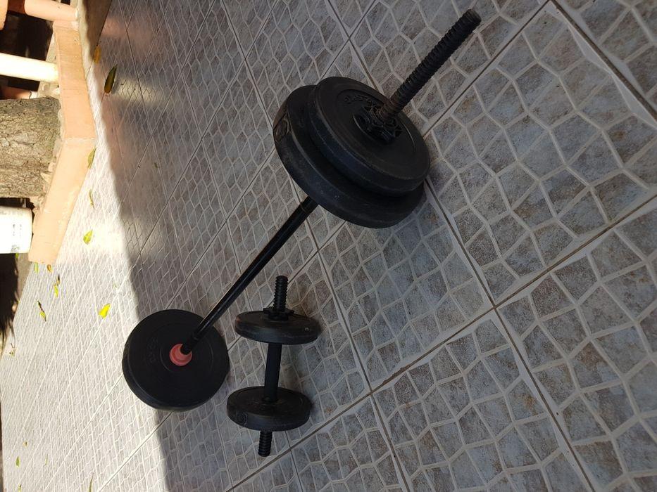 Barra de gym