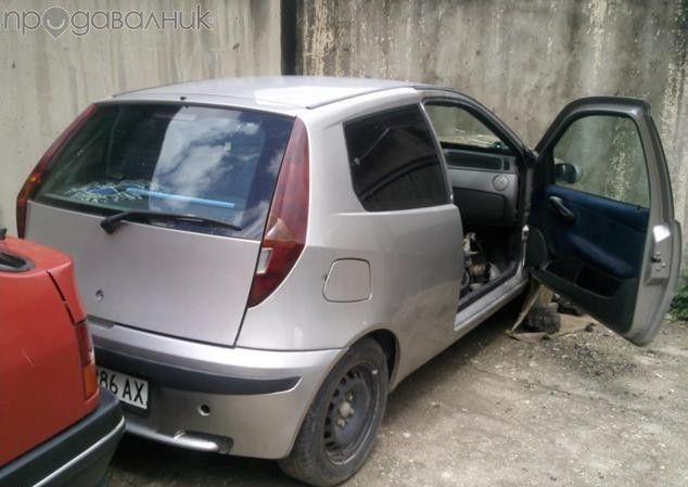 Fiat Punto 1.2 16в на части
