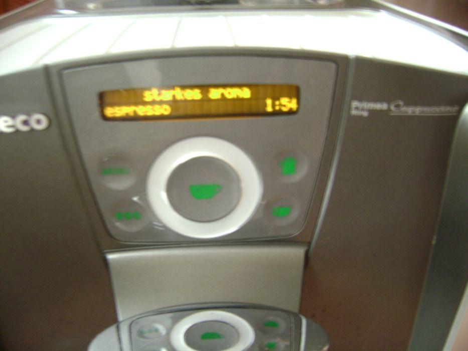 Saeco S-PR-SG Primea Ring Super-Automatic Espresso Machine