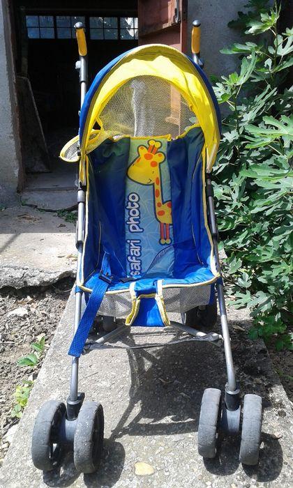Лятна детска коли4ка и Стол4е за хранене
