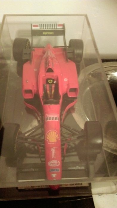 Macheta F1 ,Monopost Schumacher