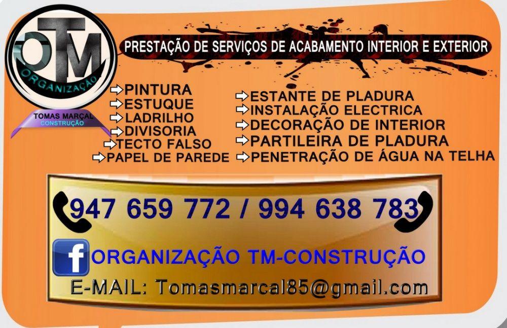 Organização TM construição