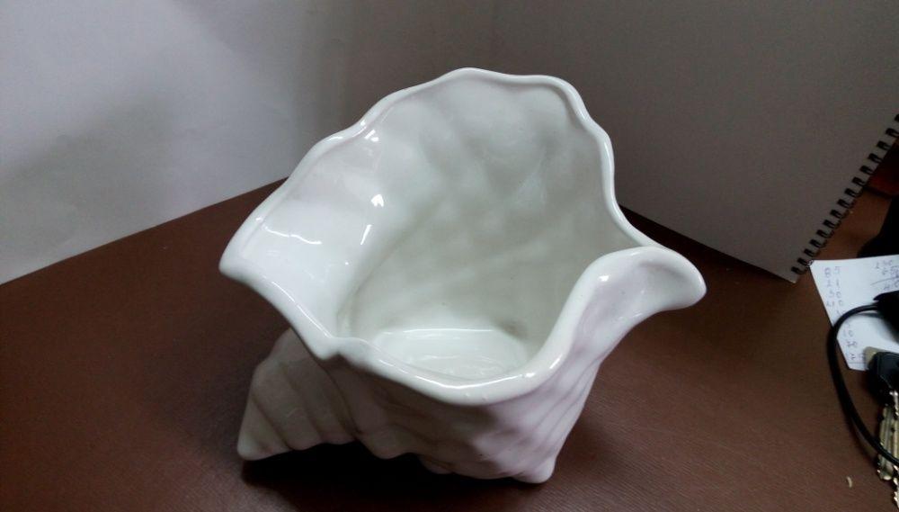Ваза или декоративна купа с формата на раковина гр. София - image 10