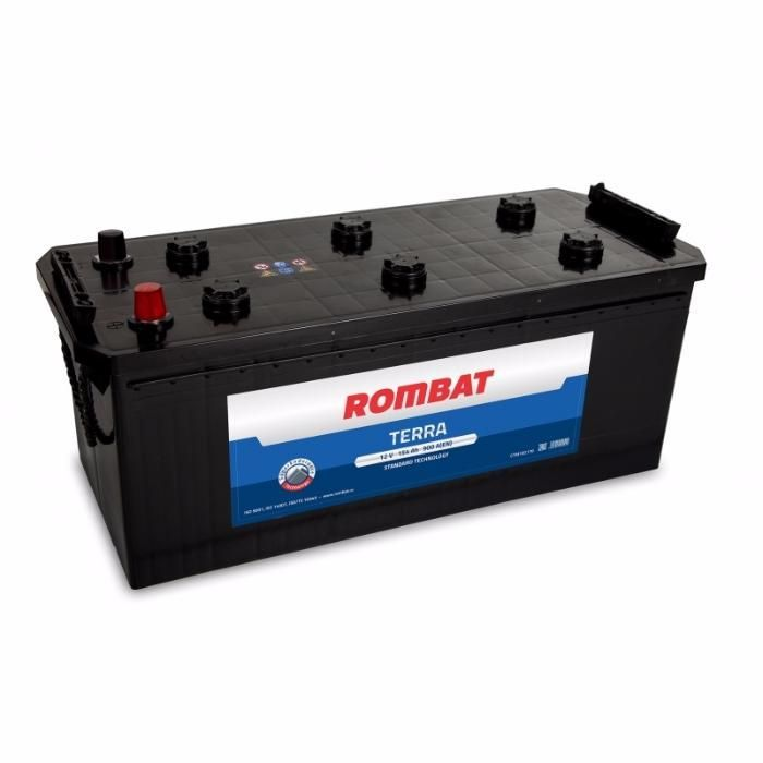 Baterie auto Camioane Rombat, Terra, 154AH, 900A, 6546AE3090