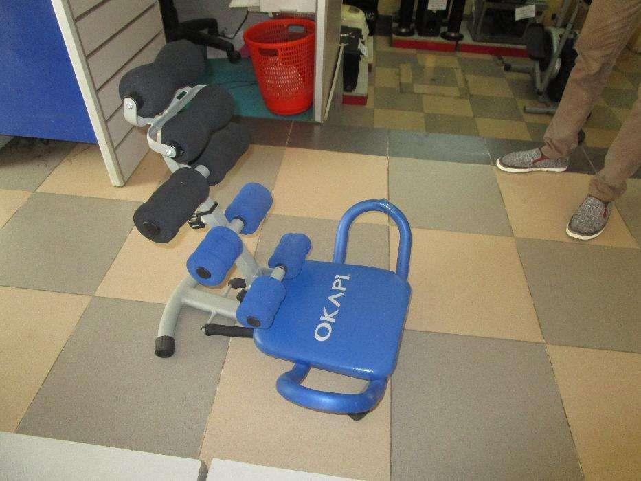 Vendo a minha máquina nova para exercício de abdominagem súper fixe