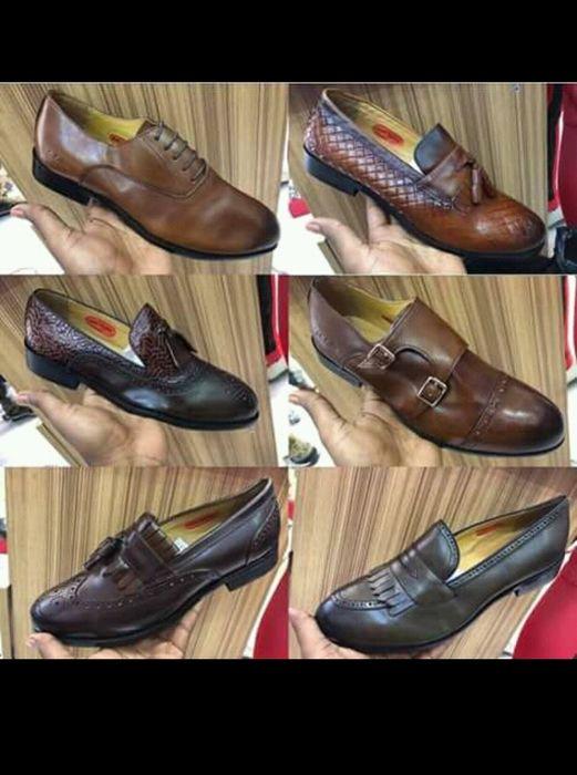 Sapatos Sola Seca Originais