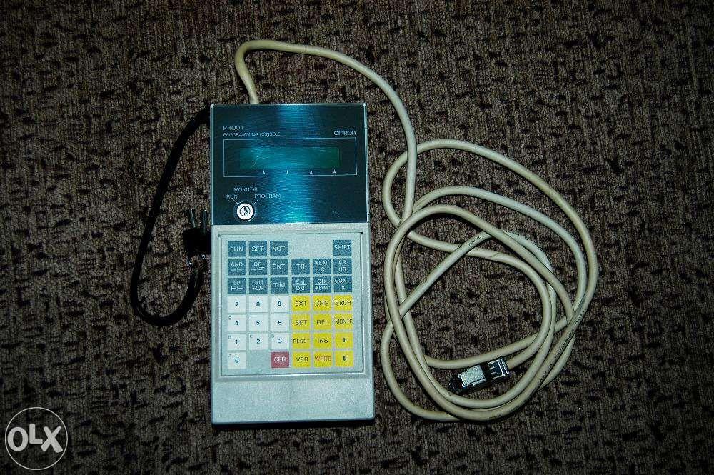 Consola programare controlere(PLC) Omron, CQM1-PRO01-E