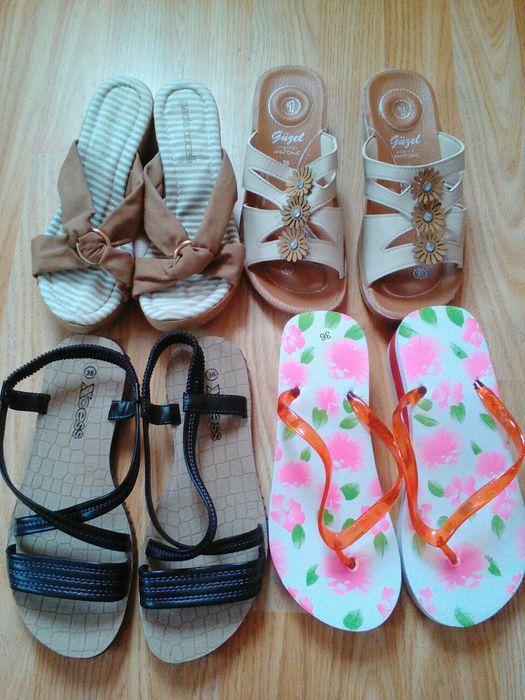 Чехли, сандали, джапанки-36ном.
