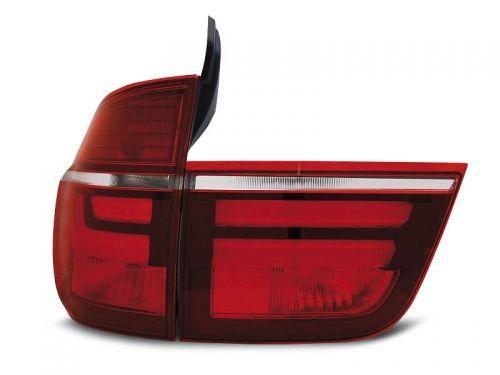 Stopuri LED BAR BMW X5 E70 2007 - 2010 Timisoara - imagine 6