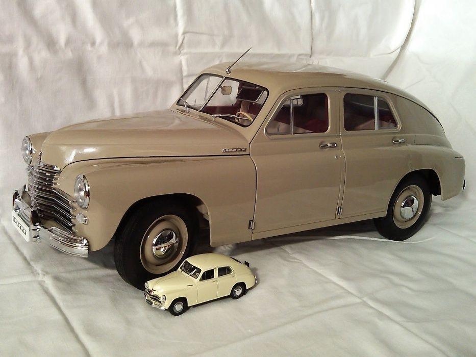 Продам Журнальная серия ГАЗ М20 «Победа» + модель 1:8 от ДеАгостини