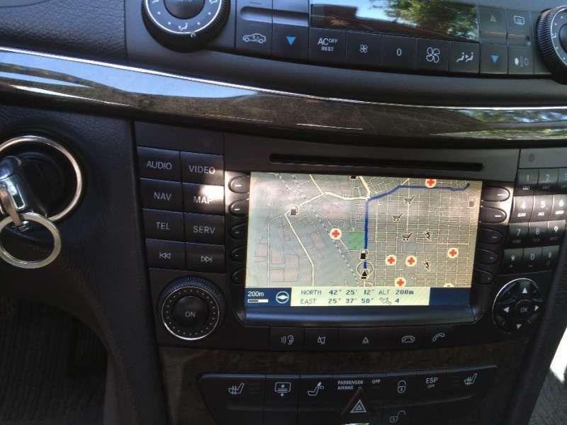 Навигационен диск MERCEDES BMW AUDI 2019г.мерцедес бмв ауди Навигация