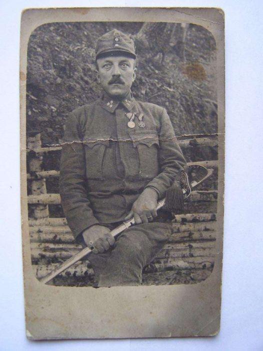 Carti postale si fotografii din Primul Razboi Mondial