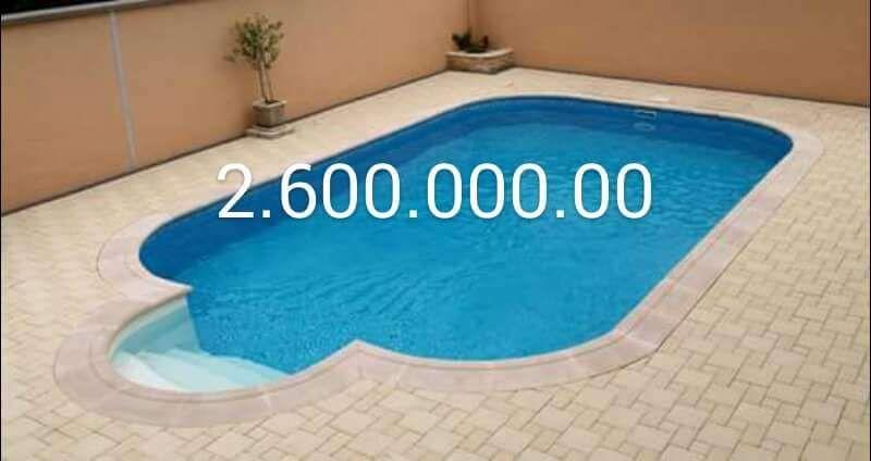 O sonho Dê ter uma piscina em seu imóvel agora pode ser uma realidade