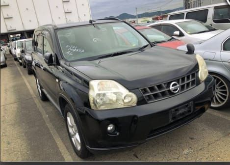 Nissan-xtral4WD 2007