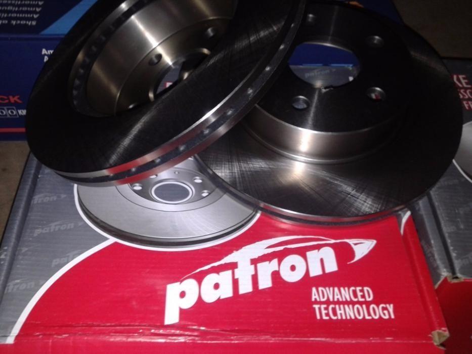 Тормозные диски PATRON на все виды авто с ЗАМЕНОЙ c гарантией Алматы - изображение 3
