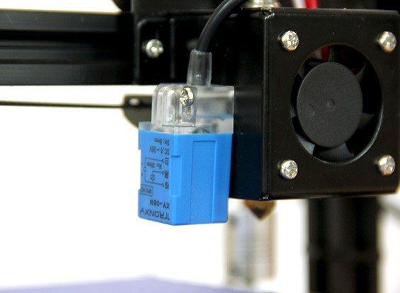 Imprimanta 3D Tronxy X-3 220 x 220 x 300mm Bucuresti - imagine 7
