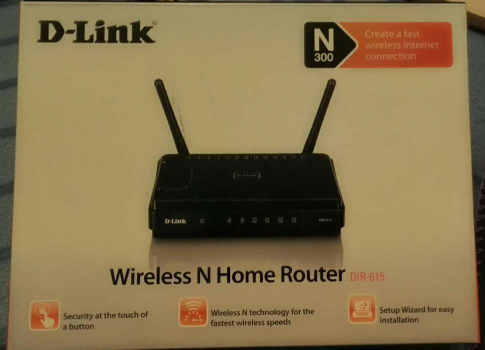 Router wifi wireless 300mbps.