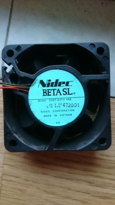 Cooler Nidec Beta SL D06T