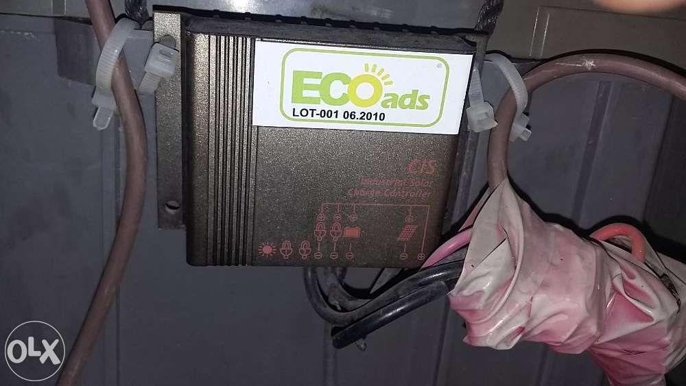 de vanzare panouri fotovoltaice + 2 baterii de 200 AH Constanta - imagine 6