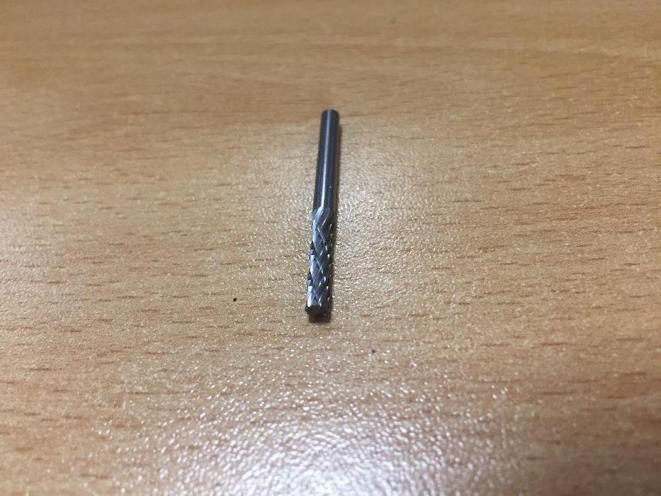 волфрам карбидни фрезери за метал