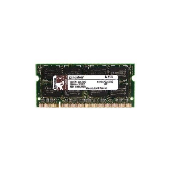 memorie laptop kingston 2gb ddr2 pc2 5300 667mhz 99u5295-011.a00lf