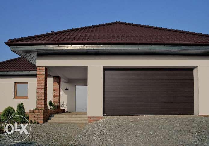 uși de garaj sectionale,rezidențiale,industriale si rulouri exterioare