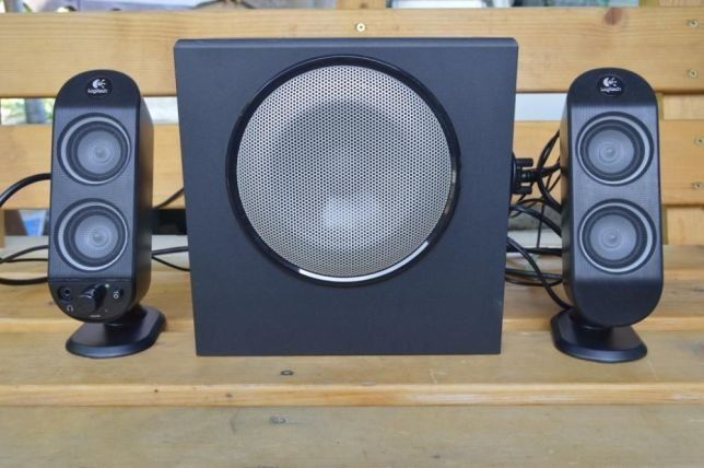 sistem audio LOGITECH, 2+1