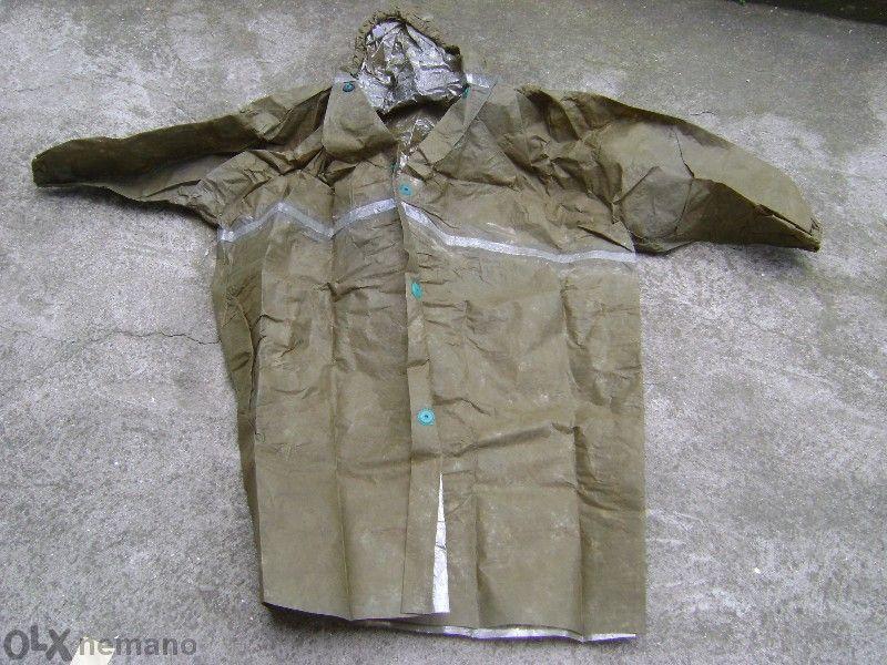химически комплект подходящ като дъждобран за риболов 500бр.