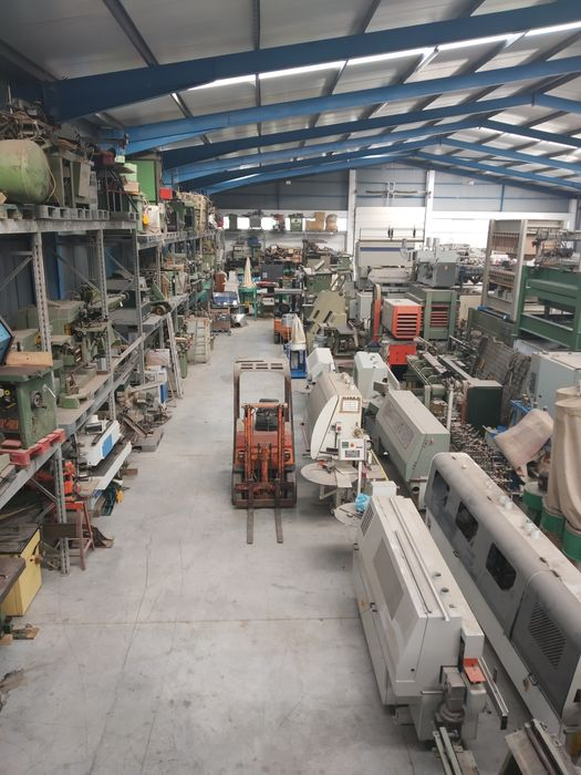 Maquinas trabalhar madeira