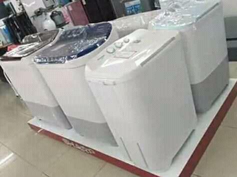 Maquina de lavagem