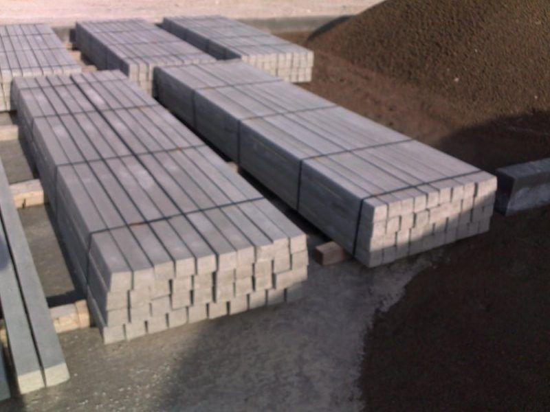 Spalieri din Beton pentru Gard de Vânzare - Transport Gratuit