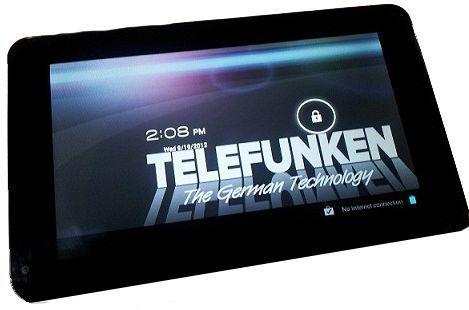 Telefunken 1013Giqa 10.1-inch 3G Tablet German Technology
