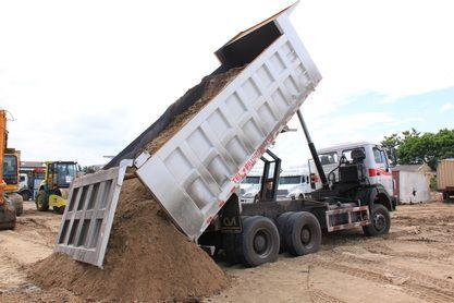 Transportamos Material de Construcao ate a Sua Obra e Muito Mais