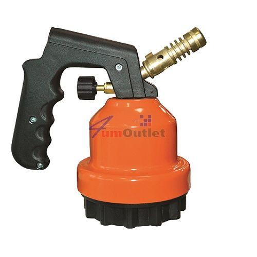 Газова горелка с метално тяло (вариант и с пиезо запалка)
