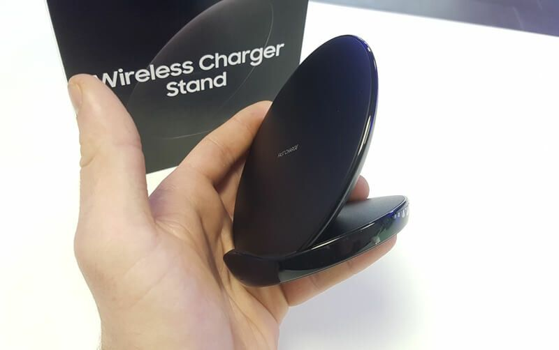 Carregadores wireless stand