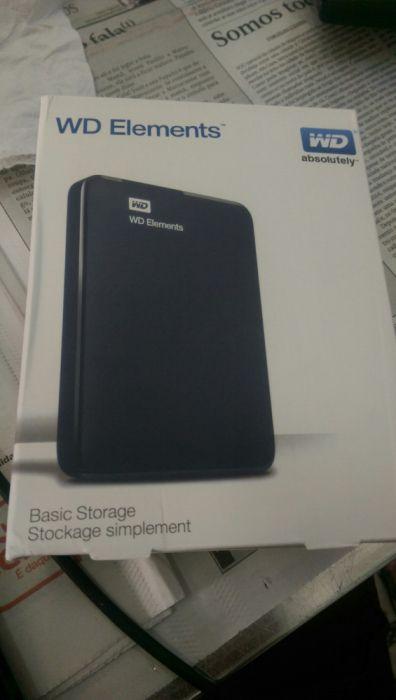 Case de Disco duro 3.0 WD Elements