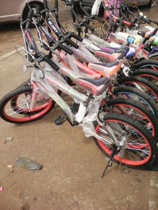 Bikes infantis dos 06 anos aos 10
