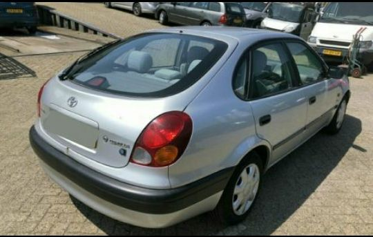 Toyota Corolla Olho Do Gato