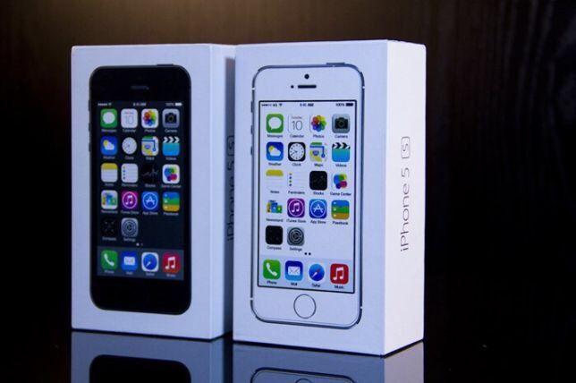 iPhone 5s 16GB novo na caixa selado