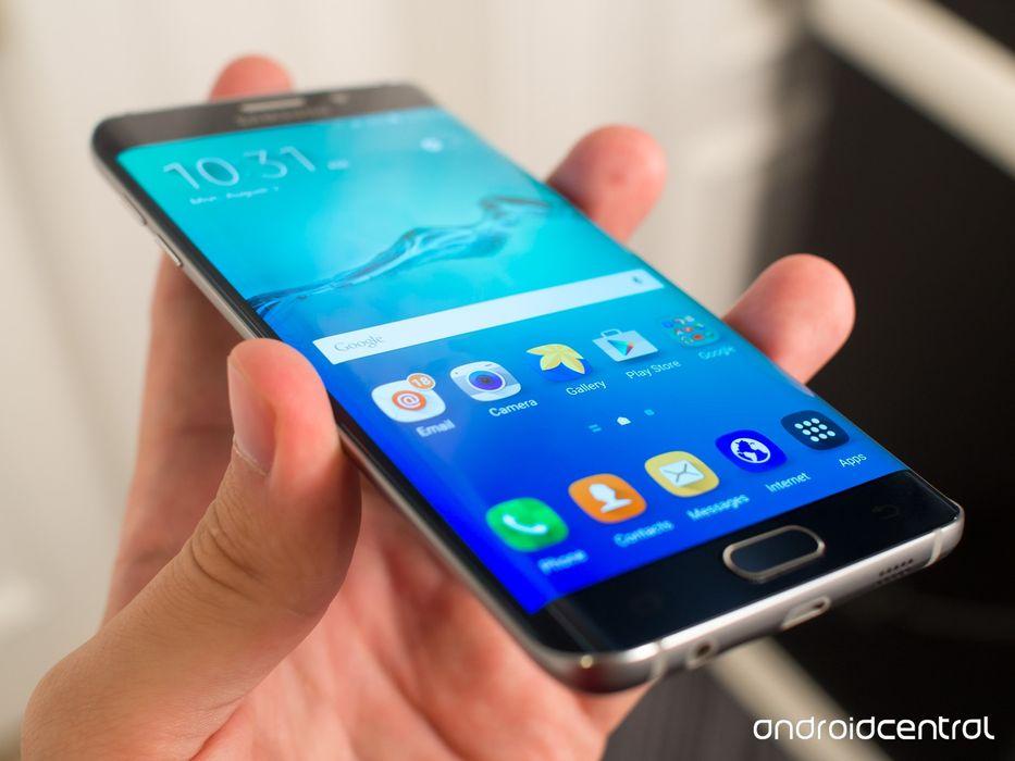 Samsung S6 edge Plus 32GB/novos na caixa.