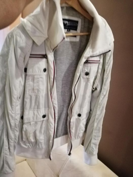 Мъжко пролетно яке XL и риза Calvin Klein
