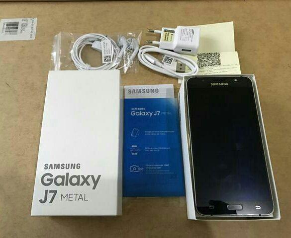 Samsung galaxy J7 novo a venda