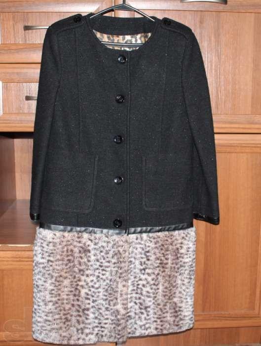 Модное итальянское пальто эксклюзив