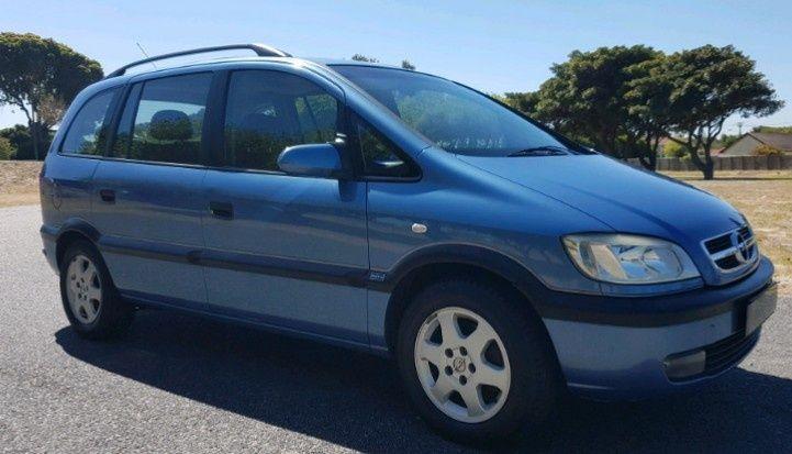 Dezmembrez Opel zafira A 2003 1.6 benzina Z16XE