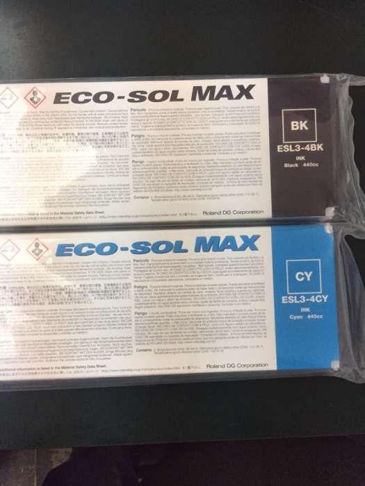 Tinteiro Ecosol Max