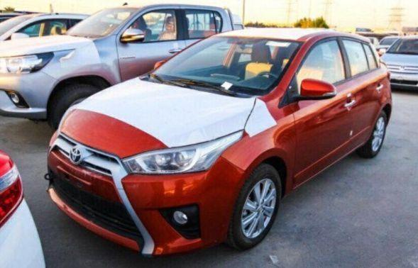 Toyota yaris nova