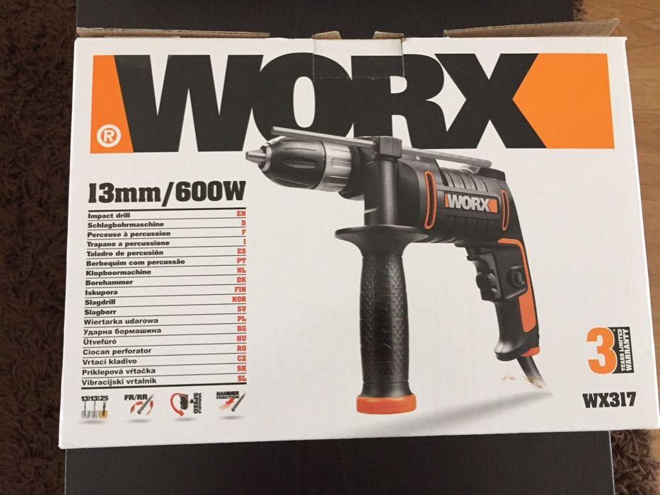 Ciocan perforator Works WX317