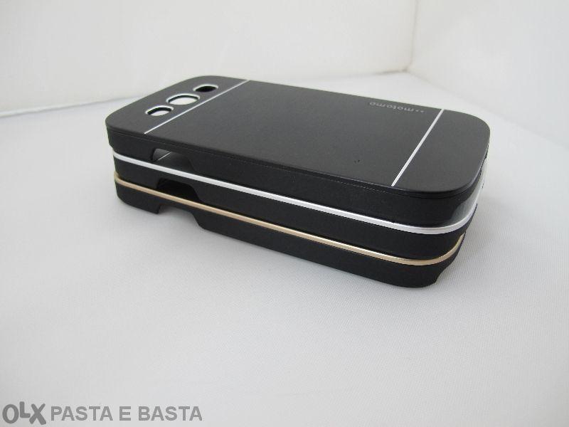 Последни Бройки S3 S4 S5 Motomo Мотомо S3 galaxy NEO алуминиев кейс