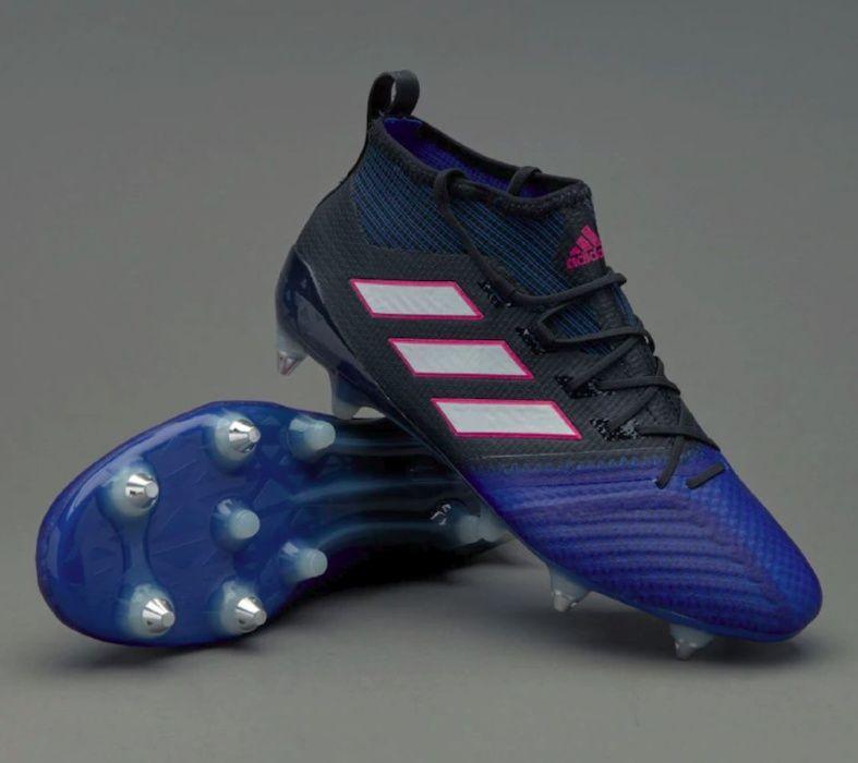 Ghete de Fotbal Profesionale Adidas ACE 17.1 Primeknit SG - NOI