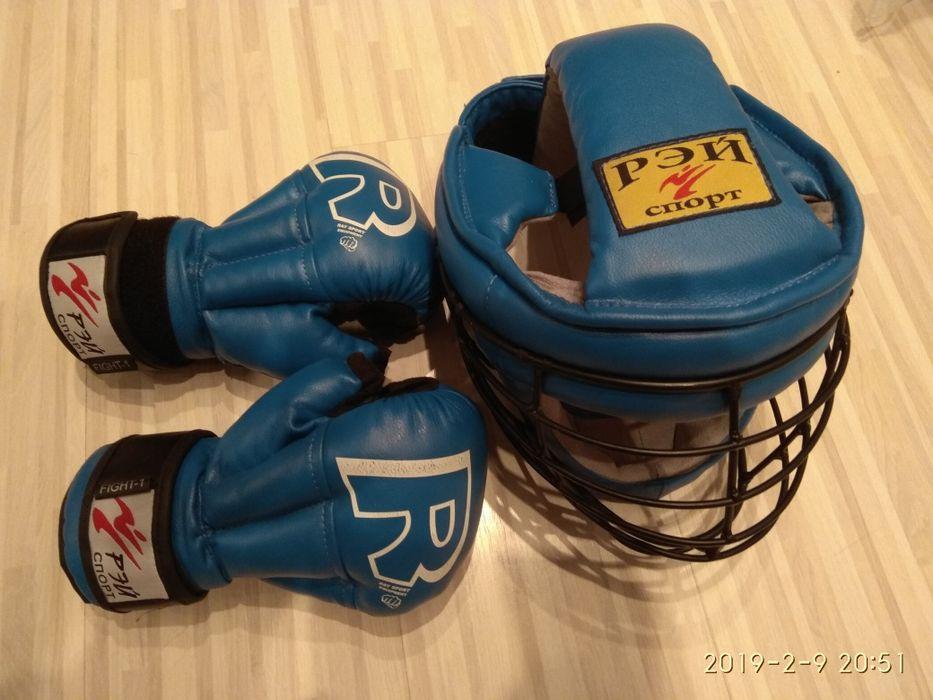 Шлем для рукопашного боя
